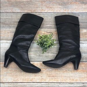Tahari Gentry Tall @ Sexy 10 Leather Knee Boots